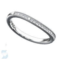 6619 0.12 Ctw Bridal Engagement Ring